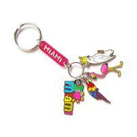 深圳厂家供应钥匙扣 金属钥匙扣 钥匙链 可定制LOGO