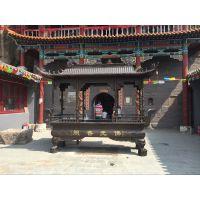 寺庙香炉铸造厂家 温州铸造香炉厂家