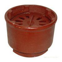 防爆地漏(铸铁) 型号:CN61/DN100