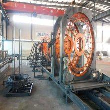 中拓数控钢筋笼滚焊机 厂家直销 钢筋和预应力机械