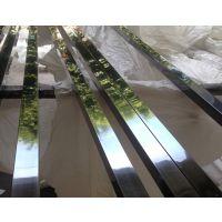 镜面常规304管,不锈钢拉丝管,10*20矩形管304志御