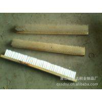 供应木板条刷厂家,砖机条刷批发,铁皮条刷供应商,合金条刷价格