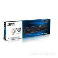 批发 华硕单键盘usb NS210 笔记本 台式机电脑 坚若磐石 游戏键盘