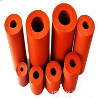 厂家导热传热滚辊 硅胶轴耐用不爆裂 镀锌滚筒 不锈钢硅橡胶辊