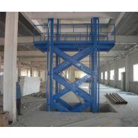 升降机生产厂家,青岛升降机,固定剪叉式升降机