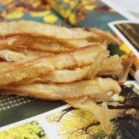 【海德益】250克/袋 日式鲜烤墨鱼条 铁板鱿鱼条 鱿鱼丝 海鲜零食