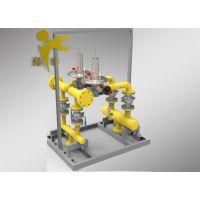 农安润丰专用法兰连接锅炉调压柜漏气现象如何避免漏气状况出现