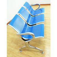 【不锈钢等候椅】不锈钢公共候车椅,三人位排椅,供应合肥等候椅