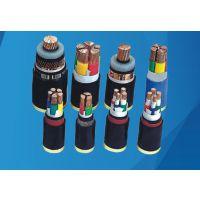 供应齐鲁牌裸铜线多芯交联塑料绝缘聚氯乙炔护套电力电缆价格优惠质量 RVVP 1*6