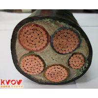 供应齐鲁牌铜芯聚乙烯绝缘聚乙烯护套交联电缆YJV32 4*35