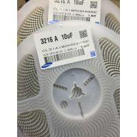进口三星CL31A106KBHNNNE 1206 10UF 50V高压陶瓷贴片电容