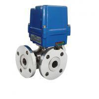 水用电动两片式焊接球阀多少钱不二之选