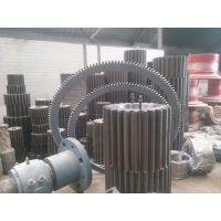 供应170齿32A烘干机大链轮托辊烘干机挡轮生产厂家