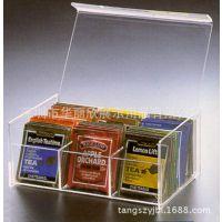 厂家定制各种透明亚克力资料盒 有机玻璃便签盒 亚克力宣传资料架