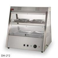 王子DH-2*2双层保温陈列柜 食品保温展示柜 保温柜