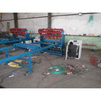 百康养殖笼具排焊机 鸡笼网片机 鸡笼网机 电焊网片机