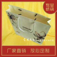 江西手提纸袋定做,作服装包装袋使用【浙江厂家】物流方便