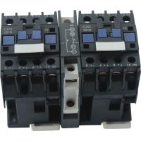 供应正泰 4P联锁可逆接触器 CJX2(LC1)-80004低压电器接触器