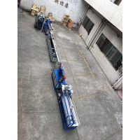 远锦塑机供应YJ45PA尼龙管挤出机 塑料单螺杆挤出生产线