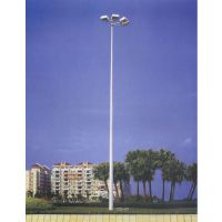 扬州弘旭照明厂家专业销售户外照明15米6火250W钠灯中杆灯