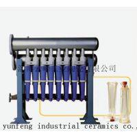 云峰 350L重质除渣器 除渣器陶瓷配件 山东厂家