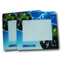 楚人龙生产厂家定做优质加厚EVA相框鼠标垫东莞直销