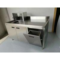 供应2016新款不锈钢厨房操作台