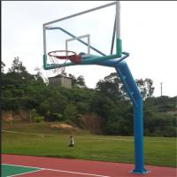 清远清新移动篮球架生产厂家 固定篮球架安装步骤剑桥体育供应哪里篮球架便宜质量好