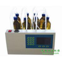 青岛旭宇890型0~1000mg/L微机连续的图形显示生化需氧量BOD测定仪