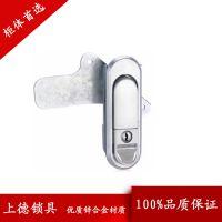 锁具平面锁AD-AB303-1 机柜门锁 控制箱平面锁 锌合金锁具
