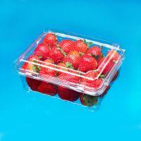 环保透明塑料PET蓝莓提子车厘子圣女果牛油果水果包装盒