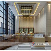 河南售楼部装修设计|郑州售楼部装修设计|河南天恒装饰工程有限公司