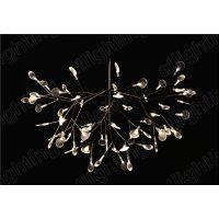 2015年款树枝LED现代吊灯 酒店客厅灯具 现代简约灯厂家直销