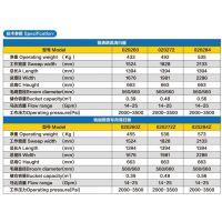 封闭式清扫器哪家质量更应 更专业--徐州宏合机械18752166796