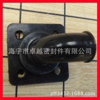 专业定制 硅胶弯管 硅橡胶异型管 硅胶管接头