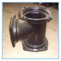 供应铸铁三通 DN50-200规格齐全 全国可发售 银泽辰专卖