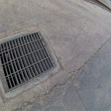 旺来下水道盖板 热镀锌格栅板 q235网格板