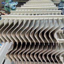 pp折流板怎么卖的再生料沉底吗?华强制造脱硫塔 吸收塔除雾器