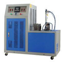 专业生产皮革低温冲击压缩试验机,软塑料低温压缩测定仪