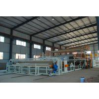 金韦尔高铁专用CRCC认证HDPE/EVA/PVC防水卷材设备