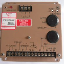 正品原装美国GAC ESD5221电子调速器,ESD5221调速控制器