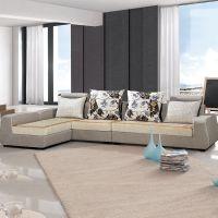 批发家具布艺沙发 客厅组合 时尚简约休闲 佛山家具可拆洗布沙发