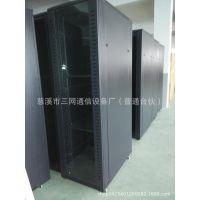 厂家直销2米42U网络机柜 42U服务器机柜 19英寸标准42U机柜