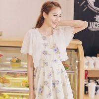 2015春季新品时尚韩版钩花镂空修身打底衫 纯色显瘦短款蕾丝衫女