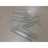 供应优质透明PVC方管/包装管(可配PVC/HDPE/PETG底塞)