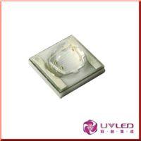3535紫光 进口大功率芯片 390-410NM 400-600MW 高光功率紫色LED