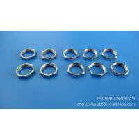 供应定做英制铜螺母3/8-32牙,珠海英制螺母供应商