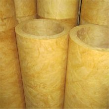玻璃棉管是热水管道的保温外壳