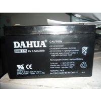 2015 新款 大华蓄电池DHB1265