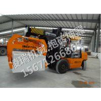 供应襄阳凌瑞4.5吨加气砖夹加气砖抱砖车